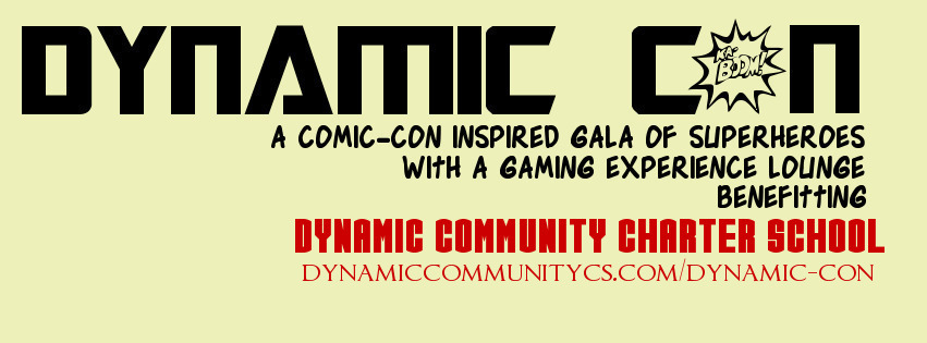Dynamic-Con Facebook Cover Photo
