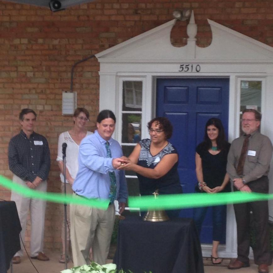 September 13th we celebrated with our official ribbon cutting ceremony!