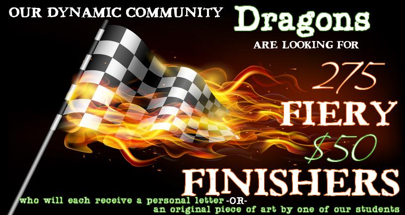 275 fiery finishers