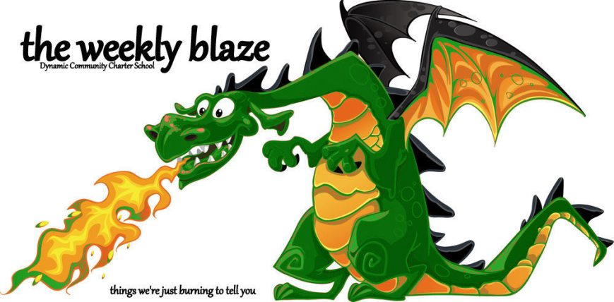 the weekly blaze logo